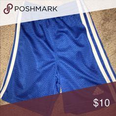 Adidas Shorts Boys adidas mesh shorts. Like new. Perfect condition. Adidas Bottoms Shorts