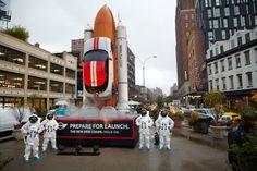 mini space launch