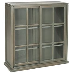 Safavieh American Home Collection Greg French Grey Bookcase