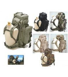 survival outdoor backpack, prepper back pack Outdoor Backpacks, Survival, Bags, Handbags, Bag, Totes, Hand Bags