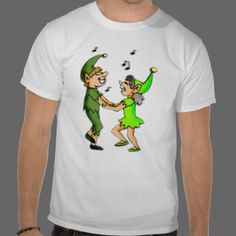 Wearing of the Green T-shirt