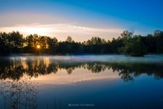 Foggy morning at Sninske Rybniky Lake, Eastern Slovakia. #lake #snina #slovakia #foggy #morning #sunrise #adamtas #photographer #adamtasimages