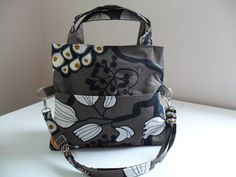 Grey Fig Carry All Bag
