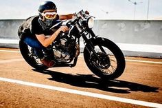 Cafe Racers Mag
