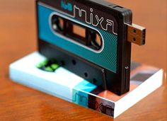 Mixtape USB Flash Drive