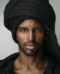 Murban, o turbante masculino.