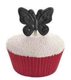 Natural Beauty Cupcake Butterfly  Skill Level: Some experience necessary Crafting Time: 3-5 hours Skill Level: Some experience necessary