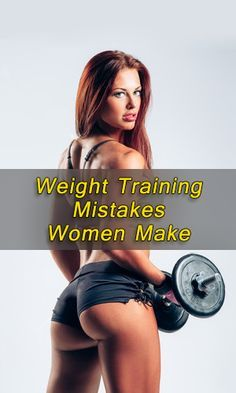 Weight Training Mistakes Women Make http://lifelivity.com/womens-weight-training-mistakes/