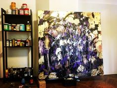 "81 aprecieri, 4 comentarii - BMR -🎨 painter (@bogdanmihairadu) pe Instagram: ""#atelierbogdanmihairadu #painting #contemporaryart #modernart #loveart #mywork #moments #artlife…"""