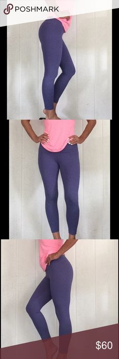 VIMMIA WORKOUT LEGGING COMPRESSION EUC beautiful High performance compression fabric provides total comfort with 4-way stretch that moves with your skin, never against it Wide comfortable waistband and no side seams for a clean, sleek look Unique patent pending gusset ensures a clean line where you want it most Breathes and dries faster, rapidly transfers heat and moisture away from your  Reflective VIMMIA logo on center back waistband size tag missing 89% Amni 11% spandex. No defects! Waist…