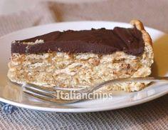 Torta Tedesca Con I Biscotti Secchi