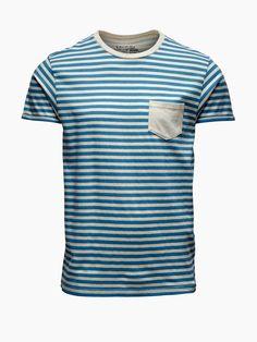 Jack Jones Carra Tee Thin Stripes