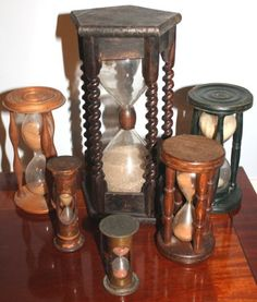 old antique hourglass - Google Search