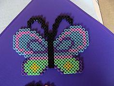 Buterfly hama perler beads