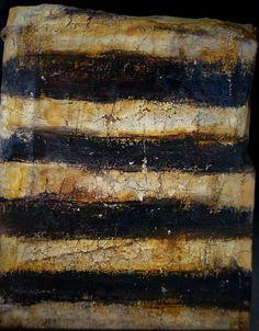 Laura Buhai Frings: wax, pigments