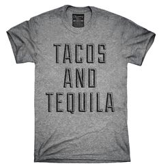 Tacos And Tequila Shirt, Hoodies, Tanktops
