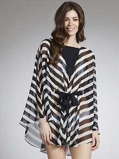I love this caftan/swimsuit coverup.