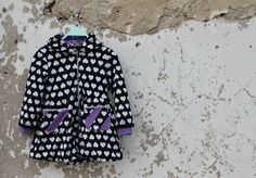 handmade girls jacket