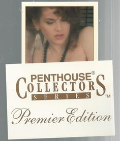 Roxanne #2 Penthouse Collectibles Trading Card 1992