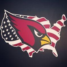 #GoCards #RedBird #AZCardinals