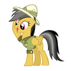 Daring Do - DONE