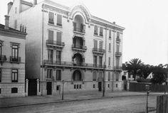 Casa Ventura Terra. Um tesouro da Arte Nova em Lisboa que ninguém quer deixar…