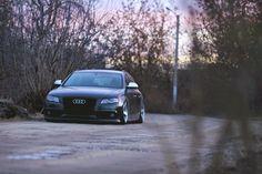 #Audi #bagged