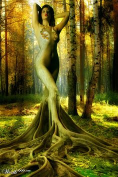 greek mythology goddess of nature | in greek mythology the dryads are female spirits of nature nymphs who ...