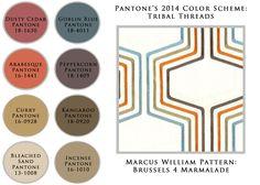 2014 Color Trend - Tulsa Graphic Design Company