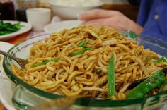 Noodles from Classic Chinese New Year's Food Traditions for a Lucky Start (Slideshow)