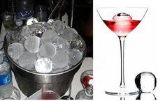 Gläce luxury ice balls / #TreatYoSelf / #ParksandRec