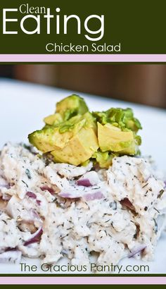 I LOVED this chicken salad!! I will make this often! @luvhealthbeauty