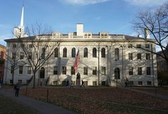 Harvard. University Hall. Article. What is cinematography?