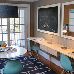 Study Room Design Ideas, Pictures, Remodel, and Decor