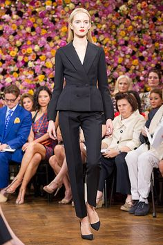 Dior FW 12/13: Bar jacket