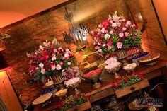 Mesa de doces maravilhosa! By Calla Eventos Especiais