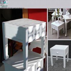 MESA DE APOIO ou MESA DE CABECEIRA.......QUAL A SUA OPINIÃO sobre esta nossa mesa? (disponível) https://www.facebook.com/objecta.segunda.mao/