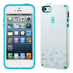 Snowflake CandyShell for iPhone 5