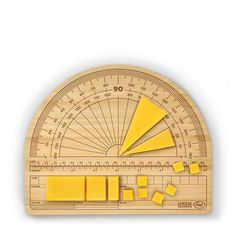 Fred Cheese Degrees Precision Chopping Board - Serve your cheese in precise portions.