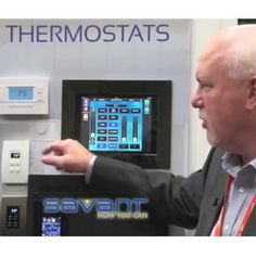 Savant Comes a Long Way with LiteTouch, Thermostats: Seven months after acquiring LiteTouch, Savant Systems has integrated lighting and energy management into its audio, video and home automation ecosystem, which was at CEDIA Expo 2012.
