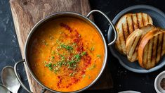 Soups, Koti, Middle East, Ethnic Recipes, Drink, Red Peppers, Beverage, Soup, Drinking