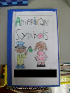 Learning and Laughing in Kindergarten: American Symbols