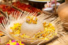 Decoração de Festa Junina - Arraial - Chapéu de Palha - Paçoquinha
