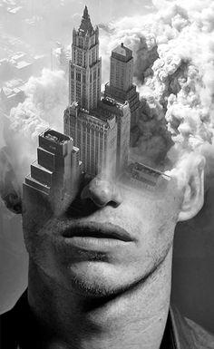 Hypnotic Fusion of Portraits by Antonio Mora - My Modern Metropolis