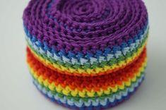 Schneckenband Regenbogen  nach Waldorf  | eBay