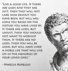 Live A Nobel Life – Best Life Quote By Marcus Aurelius