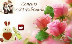 Concurs Parfumuri El-Divino Dragobete