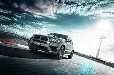 Postproduction BMW X5M & X6M on Behance