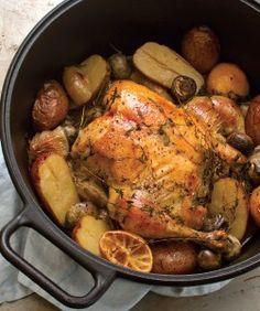 Chicken Pot Roast Recipe - Taste of the South