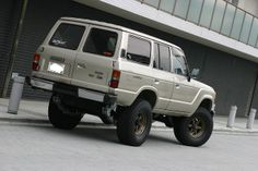 Toyota Land Cruiser series 60/62